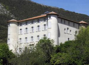 Rénovation partielle du Château de La Palud sur Verdon (04)
