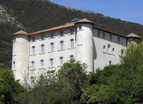 Rénovation du Château de La Palud et de la chapelle de Montpezat