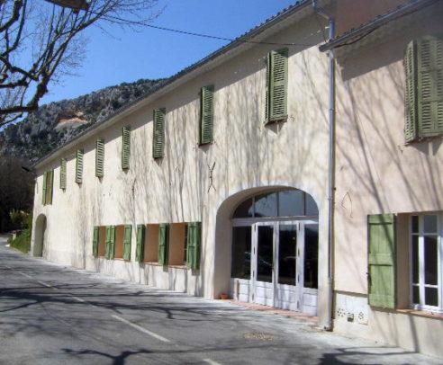Renovation hôtel *** Relais Notre-Dame – Quinson (04)